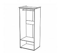 Шкаф для одежды ВК-09-17