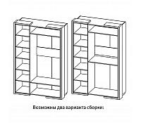 Шкаф для одежды МН-115-03-220