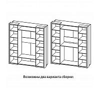 Шкаф для одежды МН-115-04-220