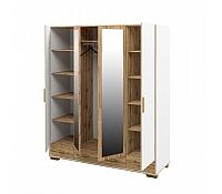 Шкаф для одежды МН-036-34